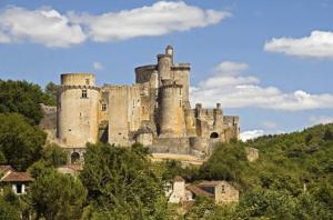 Château de Bonaguil: Kasteel